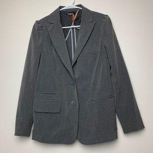 Anthropologie taikhu Grey Blazer